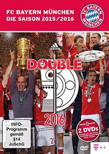 Bild von FC Bayern München - Die Saison 2015/2016 [2 DVDs]