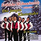 Fröhliche Weihnachstzeit wünschen Die Jungen Klostertaler & Freunde