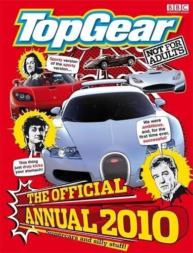 Preisvergleich Produktbild Top Gear: The Official Annual 2010 by BBC Books (2009) Hardcover