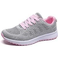 Donna Sneakers Scarpe da Ginnastica da Donna Scarpe Sportive da Donna Scarpe da Lavoro Scarpe Casual da Donna Air…