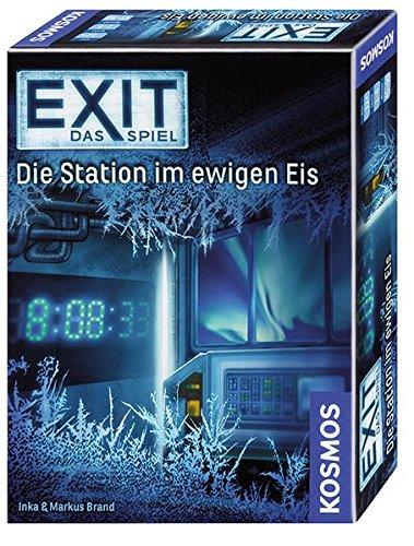 """KOSMOS Spiele 692865 - """"EXIT - Die Station im ewigen Eis"""" Spiel"""