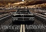 American Automobile (Wandkalender 2018 DIN A3 quer): Amerikanische Oldtimer (Monatskalender, 14 Seiten ) (CALVENDO Mobilitaet) [Kalender] [Apr 01, 2017] Chrombacher, k.A.