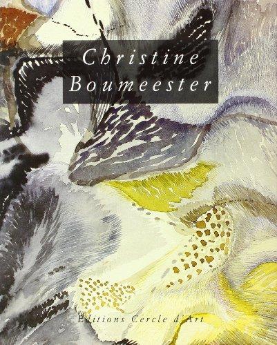 Christine Boumeester par Jean Sireuil
