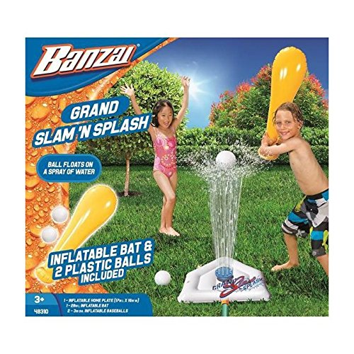 Banzai 48310 Garden toy Water Slide Grand-Slam-Baseball Wasserrutsche