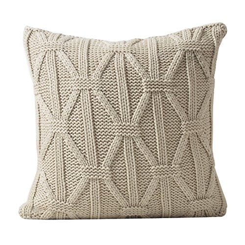 Hojiagongsi - Cojín de Lana para sofá, para Ventana de IKEA ...