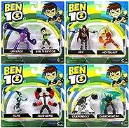 Cartoon Network Ben 10 Set of 8 Mini Figures 2&