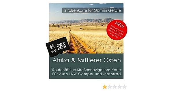 Carte Afrique Du Sud Garmin.Cartes De L Afrique Et Du Moyen Orient Pour Gps Garmin