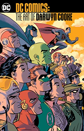 This beautiful book features the distinctive style of Eisner Award-winning writer/artist Darwyn Cooke, dating back to 1985's TALENT SHOWCASE #19, and stories from BATMAN: GOTHAM KNIGHTS, LEGION WORLDS, JSA ALL STARS, JONAH HEX and more, plus dozens o...