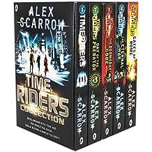 Timeriders x5 slipcase set