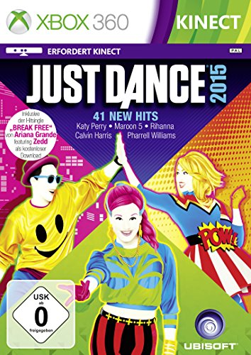 Just Dance 2015 (Kinect Just 360 Dance)
