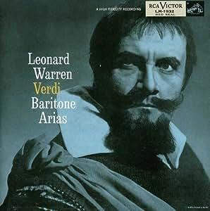 Leonard Warren - Verdi Baritone Arias
