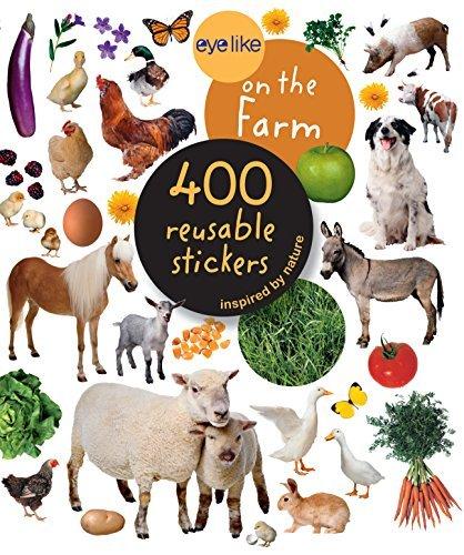 Eyelike Stickers: On the Farm by Workman Publishing (2011-11-25)
