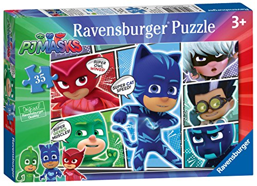 Ravensburger PJ Masks 35pc -