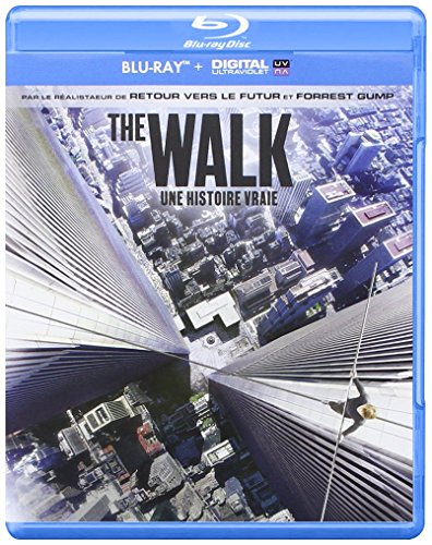 The walk -Une histoire vraie [Blu-ray]