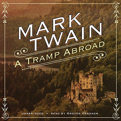 A Tramp Abroad  Audiolibri