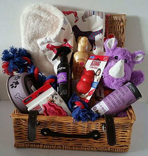 Dog Hampers - Luxury Gift Hamper for dogs - Special Dog Treat