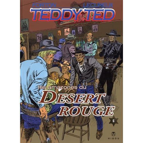 Teddy Ted T06 les Amazones du Desert Rouge
