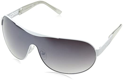 Guess Rectangle Eye, Montures de Lunettes Homme, Gris (Grigio), 64