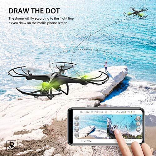 Zoom IMG-2 potensic drone con telecamera quadricottero
