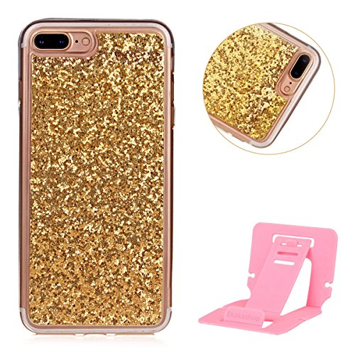 7b14e71ece6 iPhone 7 plus Brillante TPU Bumper Custodia,Ekakashop 5.5 pollici iphone 7  plus Fantasia Vintage