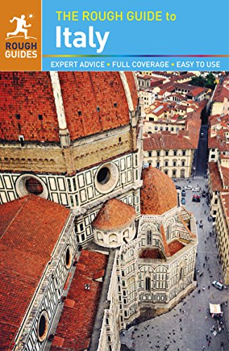 Italy - 12th Edición Rough Guide (Rough Guides)
