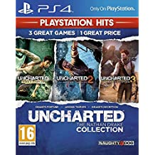 Uncharted Collection Hits (PS4)