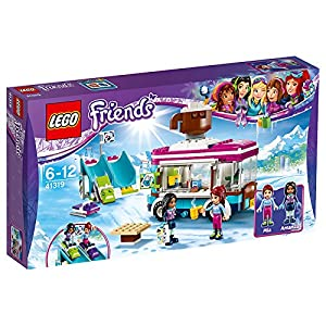 LEGO UK 41319 Snow Resort Hot Chocolate Van Construction Toy by LEGO