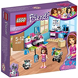 LEGO-Friends-41307-Olivias-Erfinderlabor