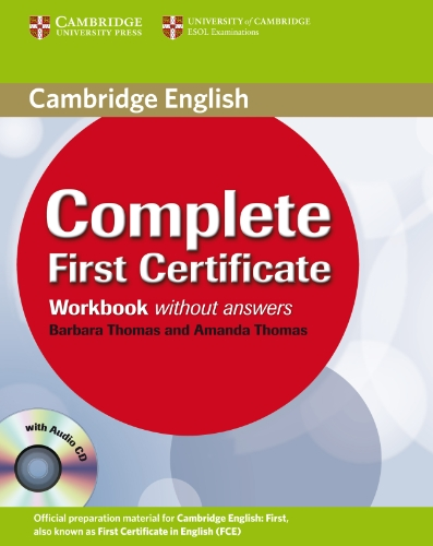 Complete FCE/Workbook with Audio-CD