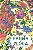 Fauna y flora verde- libro para colorear editado por Todolibro ediciones, s.a.