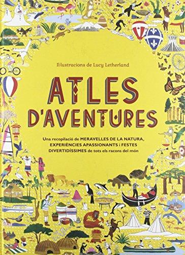 Atles D'aventures por Rachel williams