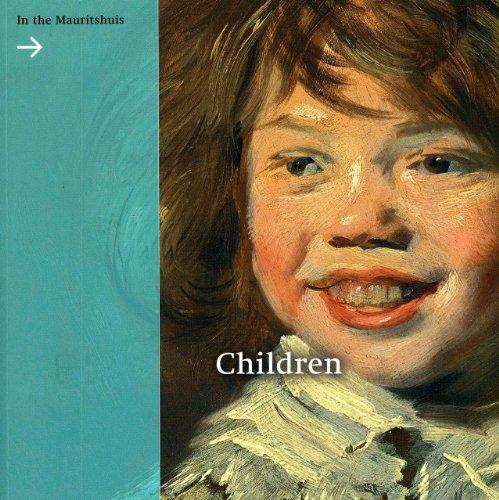 Children in the Mauritshuis por Lea Van der Vinde