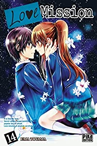 Love Mission Edition simple Tome 14