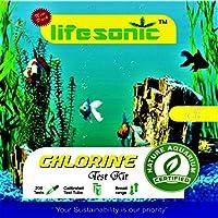 Lifesonic Chlorine Test Kit for Aquarium | 200 Tests