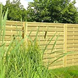 Evergreen Traliccio frangivento 180x180cm legno Impregnato recinzione EG51708 immagine