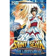 Saint Seiya - Les Chevaliers du Zodiaque - The Lost Canvas - La Légende d'Hadès - Tome 1