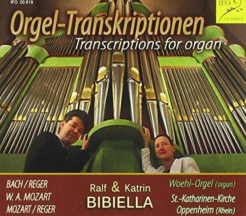 Orgel-Transkriptionen