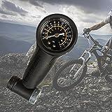 Reifendruckprüfer Luftdruckprüfer Reifen Manometer für Fahrrad MTB Straße Mountainbike Reifendruckmesser Fahrrad Reifenfüller Repair Tool Radfahren Zubehör
