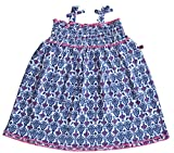 Babeez Baby Girl Singlet All Over Printe...