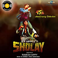 Sholay Songs & The BACKGROUND Music