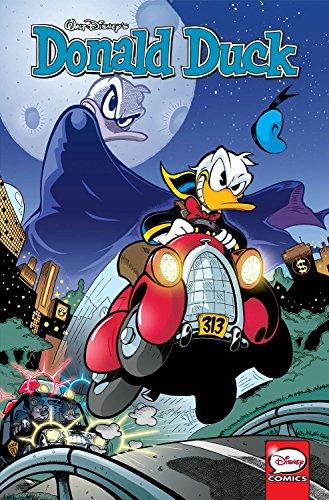 Donald Duck: Revenge of the Duck Avenger por Gary Leach
