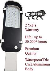 Candra LED 24W Street Light SMD (White, Waterproof IP65)