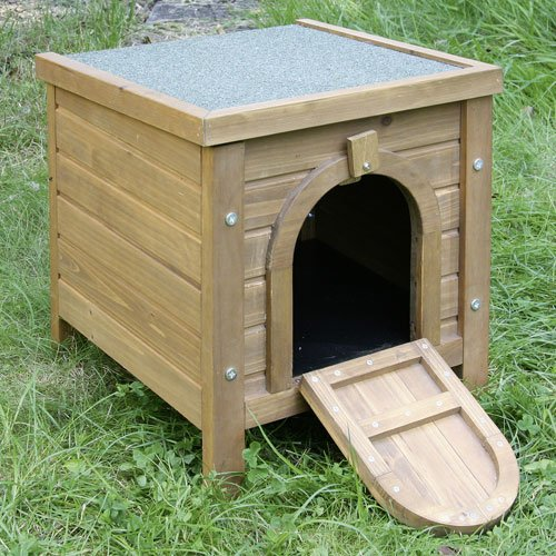 Kerbl Kleintierhaus OUTDOOR, Haus für Freigehege Kleiniere