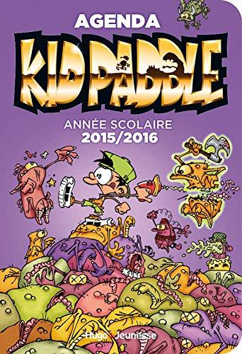 Année scolaire 2015-2016 Kid Paddle