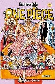 One Piece nº 77 par Eiichiro Oda