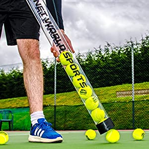 Tennis Ball Pick Up Tube [Net World Sports] Review 2018