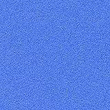 Maison De Poupées Miniature 1:12 1:24 Échelle Revêtement De Sol Bleuet Bleu Auto-adhésif Moquette