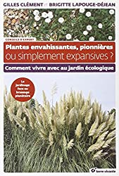 Plantes envahissantes, pionnières ou simplement expansives ? Comment vivre avec au jardin écologique ?