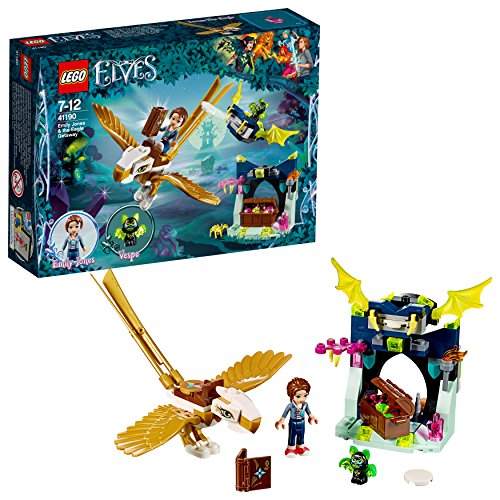 LEGO Elves - Emily Jones huida águila 41190