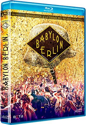 Babylon Berlín (T1 + T2)